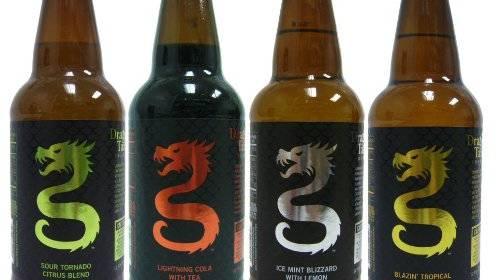 Caffeine Fix: Dragon Tail Energy