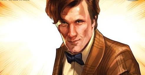 Comic Preview: Doctor Who: Eleventh Doctor #3