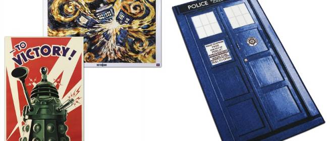 Geek Home Decor: Doctor Who Stuff