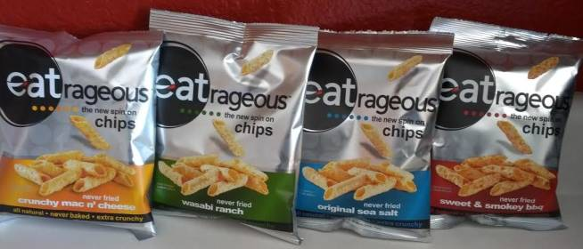 Snack Review: Eatrageous Chips