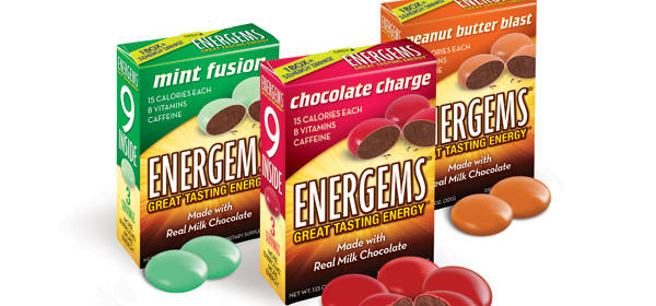 Caffeine Fix: Energems Review