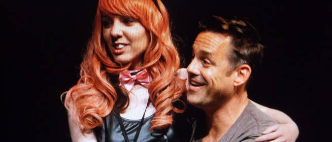 Lucky Nicholas Brendon fan at Pop Con