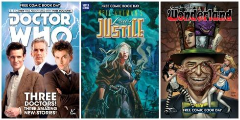fcbd 2015 comics