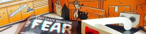 October 2014 Loot Crate: Fear