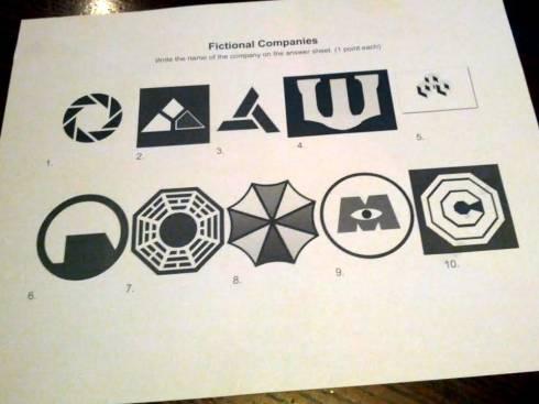 fictional companies