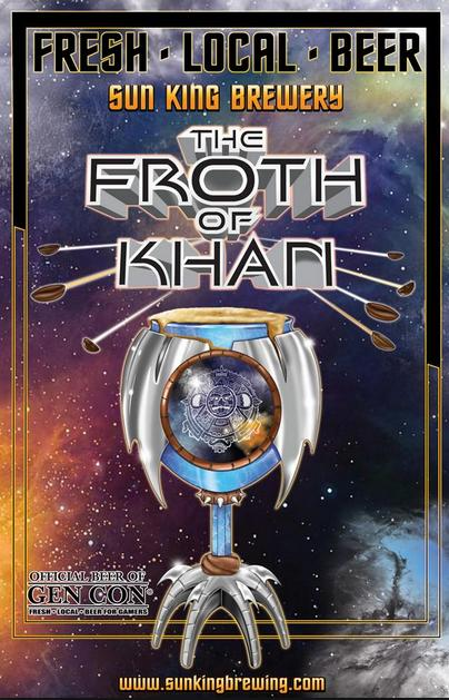 froth of khan
