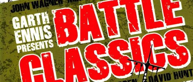 Garth Ennis Presents: Battle Classics