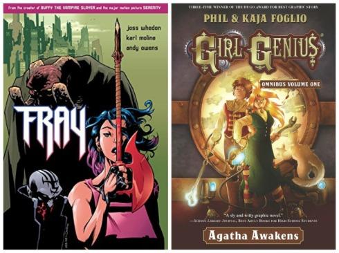 girls comics 2