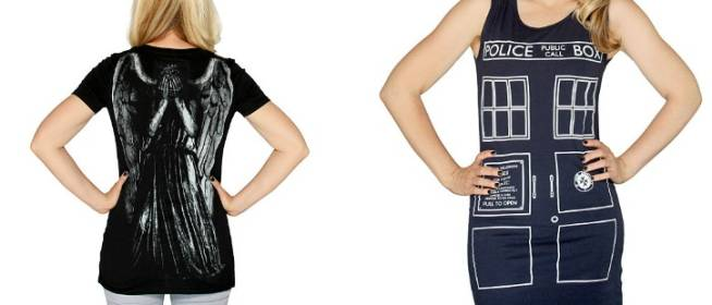 Geek Fashion: The Girly Nerd