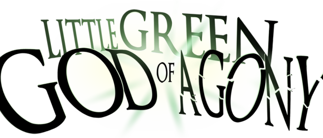 Webcomic Feature: Little Green God of Agony