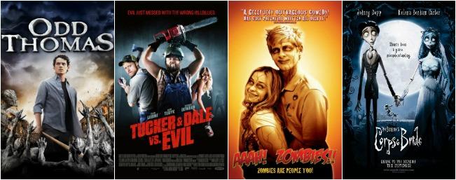 October Movie Nights