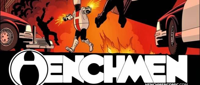 Comic Review: Henchmen