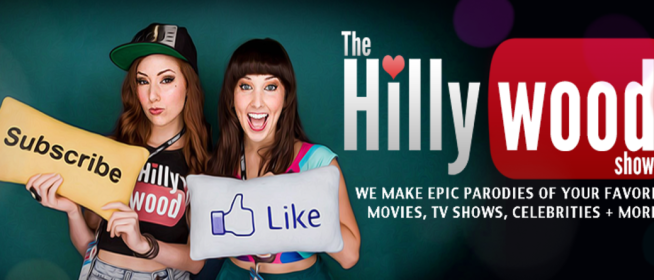 On YouTube: The Hillywood Show