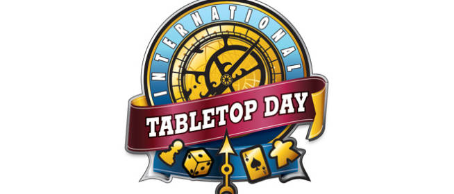 International TableTop Day 2014