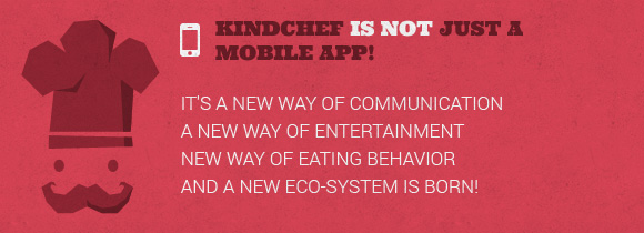 Indiegogo: Kind Chef App