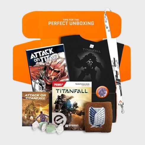 loot crate titan