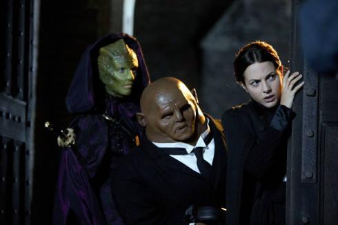 Madame Vastra, Straxx, Jenny
