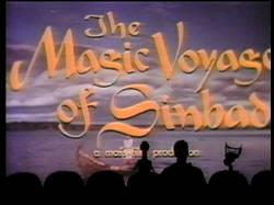 magic voyage of sinbad