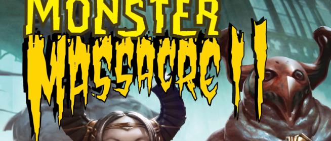 Monster Massacre Vol. 2 Graphic Novel Review