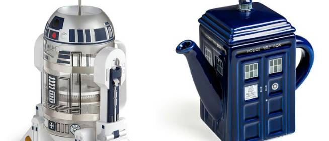 Gifts for Nerdy Coffee & Tea Lovers