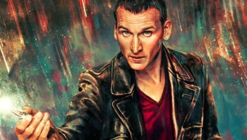 Brand-New Ninth Doctor Comic Series Trailer