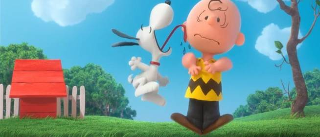 This Week in Geek: Peanuts!