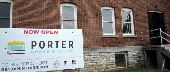 Local Spotlight: Porter Books & Bread