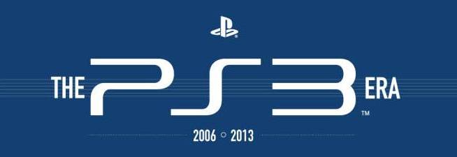 PS3 Era 2006-2013 Infographic