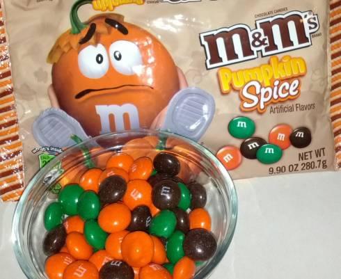 pumpkin spice mms