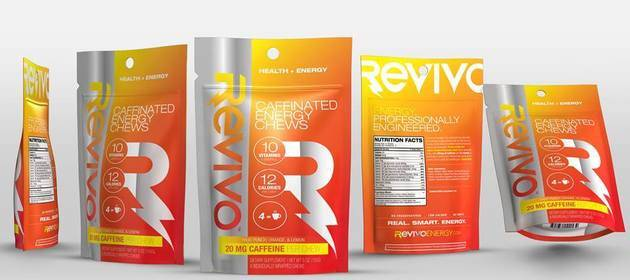 Caffeine Fix: Revivo Caffeinated Energy Chews