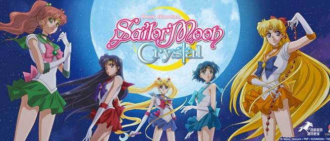 Sailor Moon Crystal Premieres July 5th