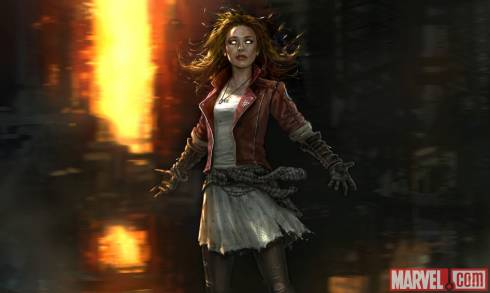scarlet witch avengers ultron