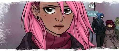 WebComic Feature: Shattered Starlight