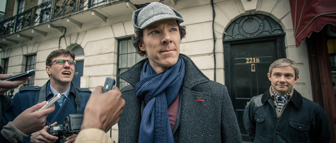 This Week in Geek: Sherlock Lives