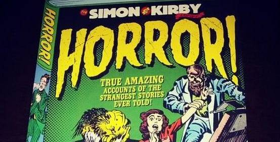 Book Review: Simon & Kirby Library: Horror