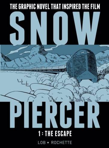 snow piercer cover