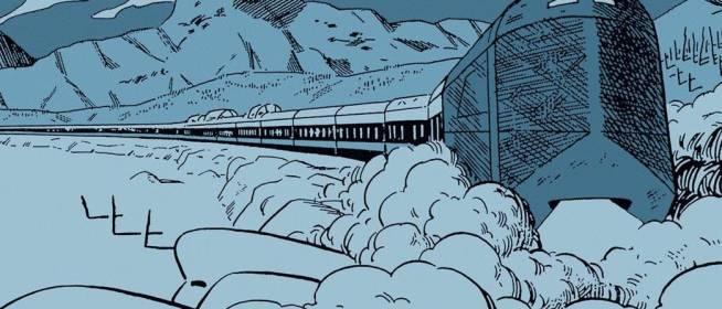 Snowpiercer Graphic Novel Flies off Shelves