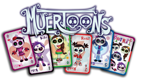 Game Night: Muertoons Cardgame