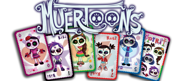 Game Night: Muertoons Cardgame