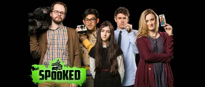 On YouTube: Spooked