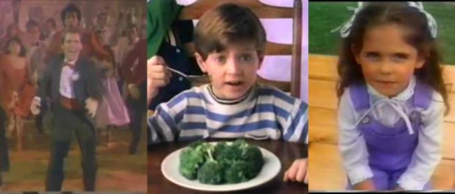 Commercials: Sci-fi Celebs Before They Were Stars