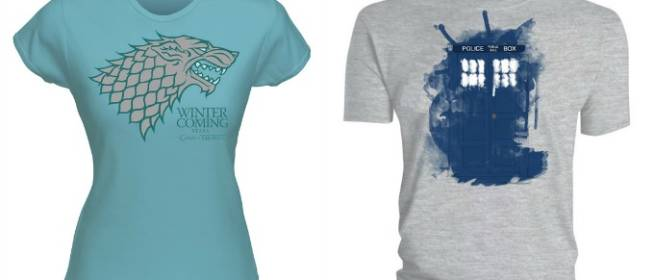 Geek Fashion: T-Shirts for Spring & Summer