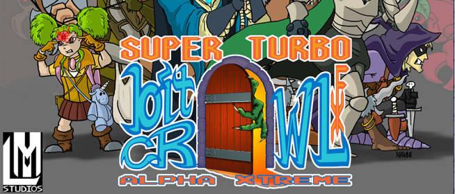 Super Turbo bit Crawl FX: Alpha Xtreme First Impressions