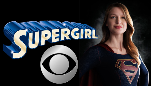 CBS Releases Supergirl TV Show First Look