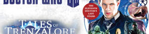 Giveaway: Doctor Who: Tales of Trenzalore Paperback Book (closed)