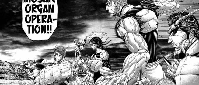 New Manga Series Terra Formars