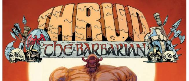 Book Review: Thrud the Barbarian