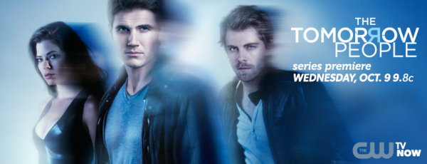 TV Review: The Tomorrow People – Pilot