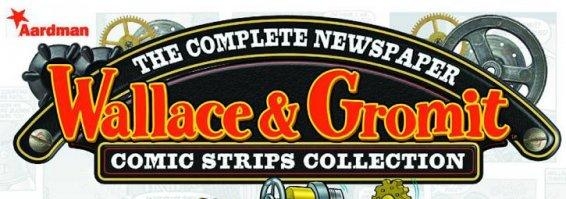Wallace & Gromit Comic Strips Collection