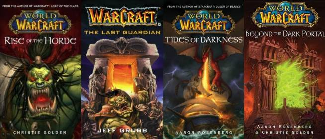 Reading: World of Warcraft – Chronicles of War